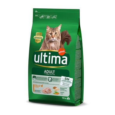 Affinity Ultima Feline Adult pollo y arroz