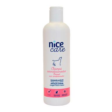 Champú acondicionador Nice Care varios formatos para perro