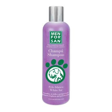 Menforsan Champú pelo blanco 300 ml
