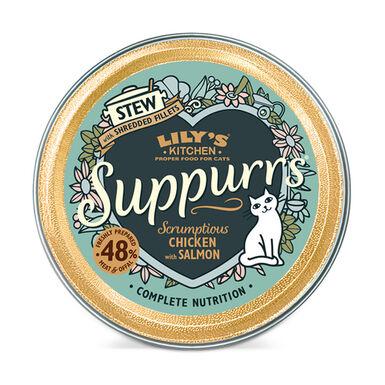 Lily's Kitchen tarrina Suppurrs para gato 85 gr