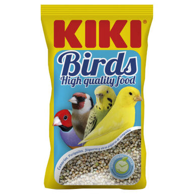 Kiki cañamones seleccionados para pájaros