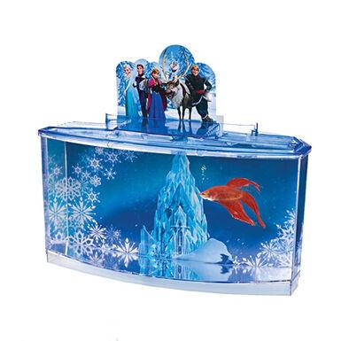 Penn Plax Frozen acuario bettera para niños