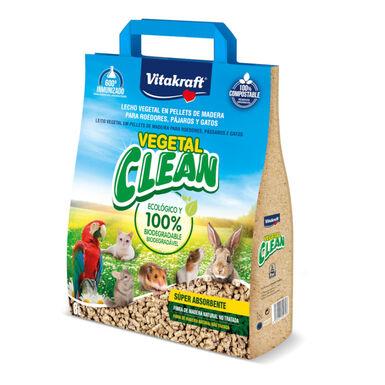 Lecho de pellets Vegetal Clean de Vitakraft