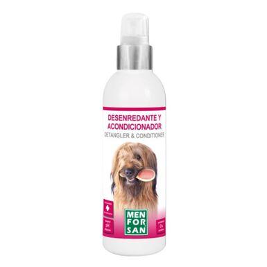 Menforsan spray desenredante y acondicionador