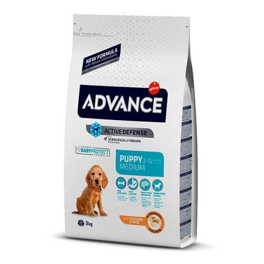 Affinity Advance Medium Puppy pollo y arroz