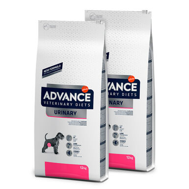 Affinity Advance Veterinary Diet Urinary - 2x12 kg Pack Ahorro