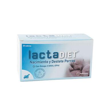 Lactadiet Omega 3 leche maternizada para cachorros