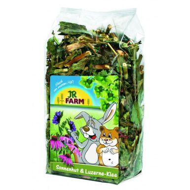 JR Farm alfalfa comida para roedores y reptiles
