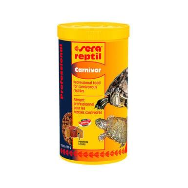 Alimento Completo para Tortugas de Agua Professional Carnivor Sera 1000 ml