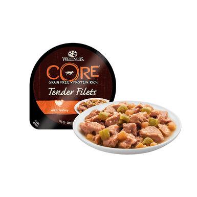Pack 6 Tarrinas Wellness Core tarrina filetes en salsa