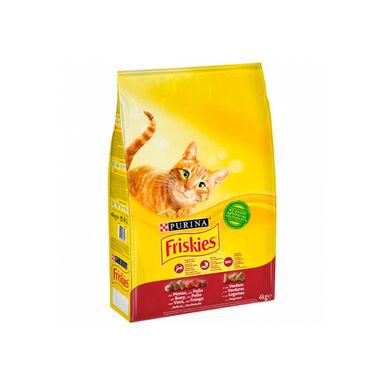 Friskies Feline Adult buey, pollo y verduras
