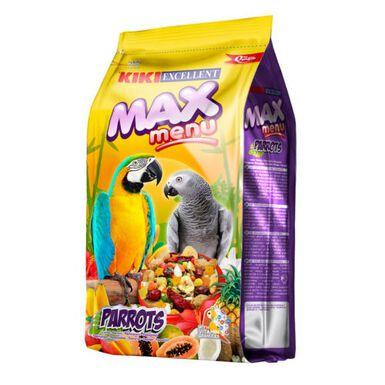 Kiki Max Menú alimento para loros y cotorras