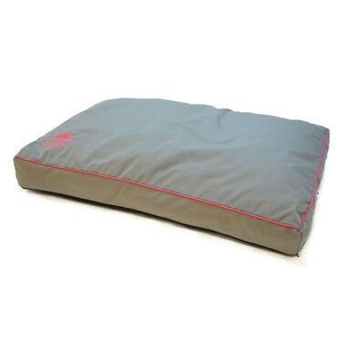 TK Pet Woof cama de mascota viscoelástica marrón