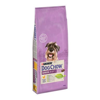 Dog Chow Senior pollo 14 kg