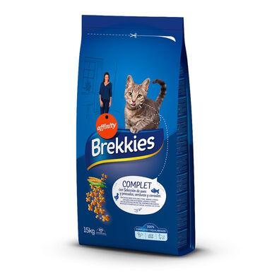 Brekkies Feline Excel Complet 15kg