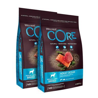 Wellness Core Ocean- 2x10 kg Pack Ahorro