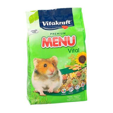 Alimento Vitakraft Menu para hámster 1 kg