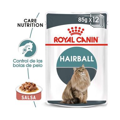 Pack 12 Sobres Royal Canin Feline Hairball Care 85 gr