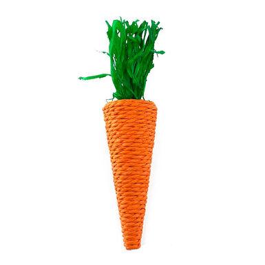 Juguete Zanahoria para roer Small Life para pequeño roedor