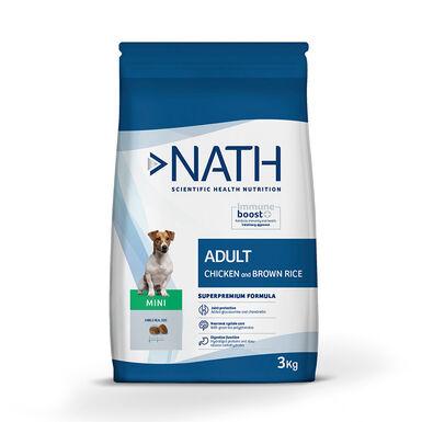 Pienso para perros Nath Adult Mini