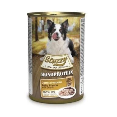 Stuzzy Monoprotein Pollo comida húmeda para perro