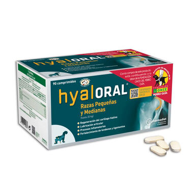 Hyaloral articular Comprimidos