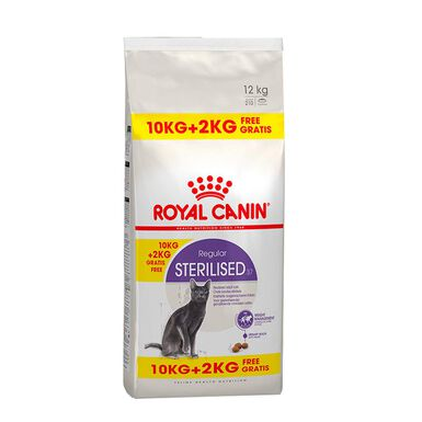 Royal Canin pienso Sterilised 37 para gatos