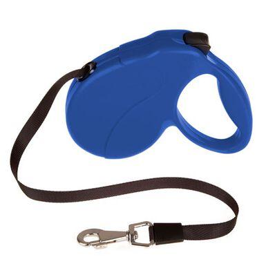 TK-Pet azul correa extensible perro