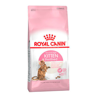 Royal Canin Gato Kitten Sterilised