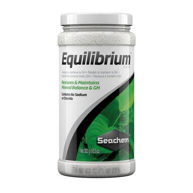 Seachem Equilibrium suplemento para acuario