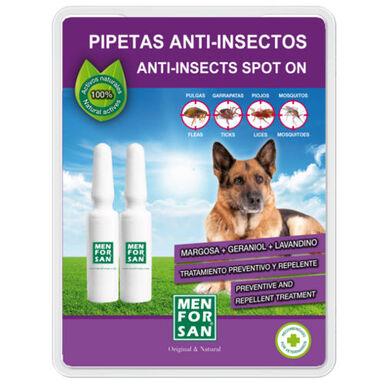 Menforsan pipetas naturales antiparásitos perros
