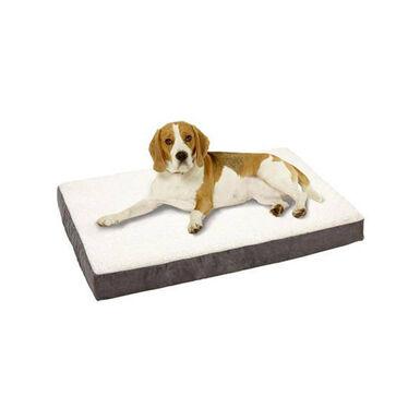 TK-Pet colchón ortopédico color gris para perros