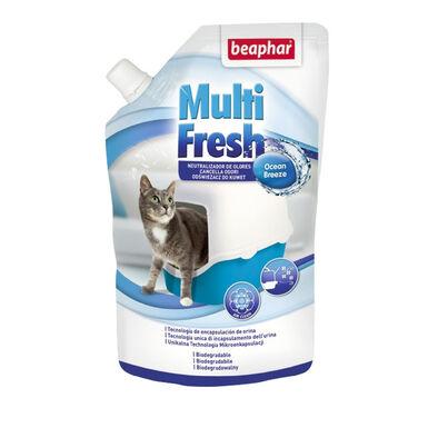 Neutralizador de olores Beaphar para retretes de gato