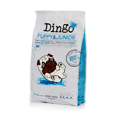 Dingo Puppy & Junior pienso para cachorros