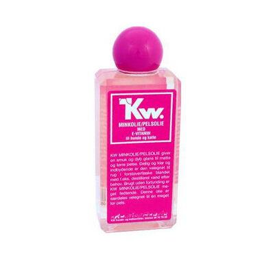 Kw aceite de visón puro spray para perros