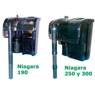 Wave Niagara filtros externos para acuarios