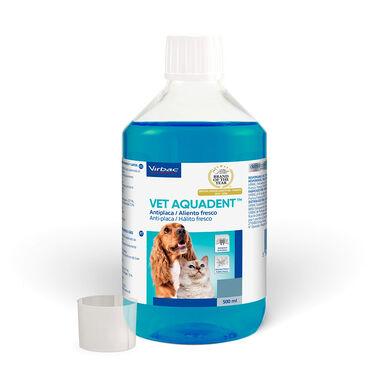 Enjuague bucal Virbac Vet Aquadent 250 ml