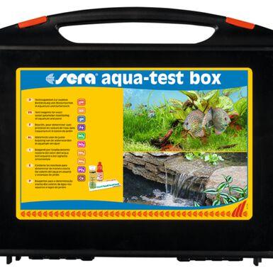 Sera AquaTest Box set de test para acuarios