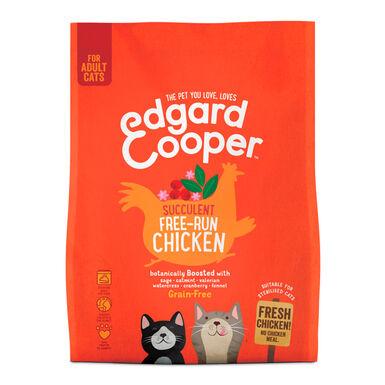 Edgard & Cooper gato pollo de corral 1,75 kg