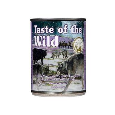 Lata Taste of the Wild Sierra Mountain 390 gr para perro