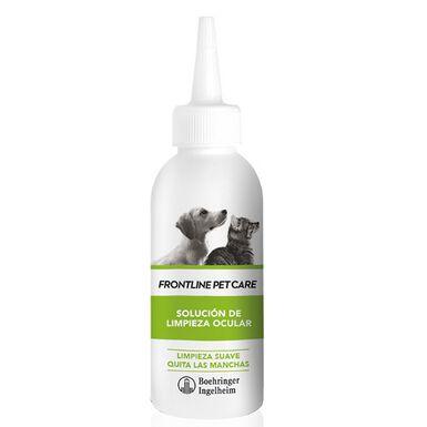 Frontline Pet Care solución de limpieza ocular
