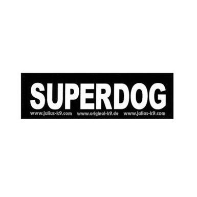 Julius K9 etiqueta Superdog de arnés para perros