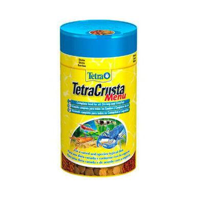 TetraCrusta Menú comida para crustáceos