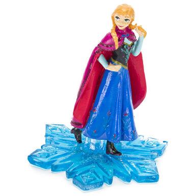 Penn Plax figura Anna de Frozen para acuarios