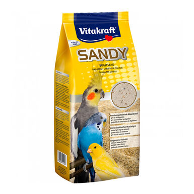 Vitakraft Sandy Pájaro Plus