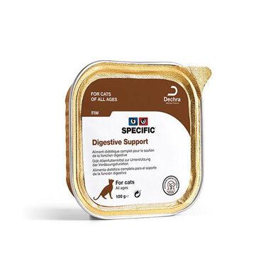 Pack 7 x 100 gr Specific Feline FIW Digestive Support
