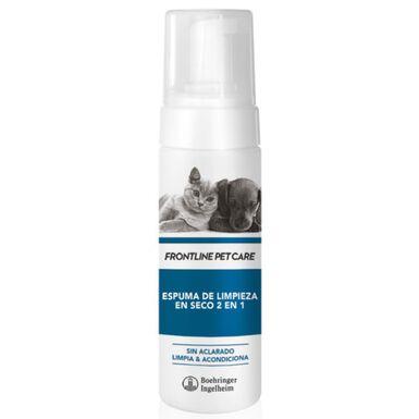 Frontline Pet Care espuma de limpieza en seco
