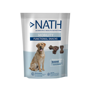 Snack para perros Nath Adult Mobility 150 gr