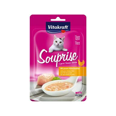 Sopa Sourprise de Vitakraft para gato