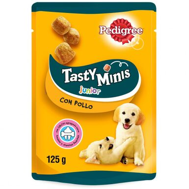 Snacks Pedigree Chewy Cubes Puppy 125gr
